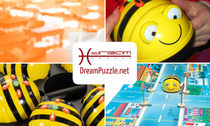 Laboratori per la scuola BeeBot e didattica Dreampuzzle