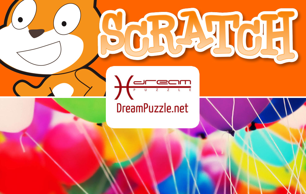 Festa Dreampuzzle Scratch Imagine Program Share