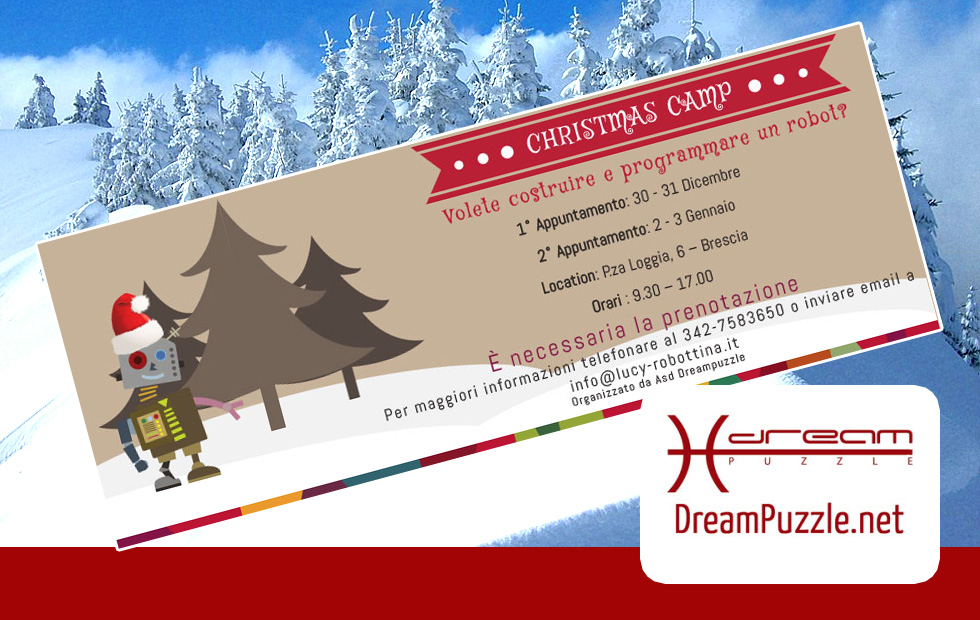 Dreampuzzle Christmas Camp 2013-2014