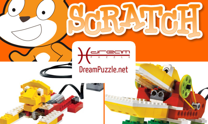 Lego WEDO Construction Kit e Scratch Dreampuzzle Campus
