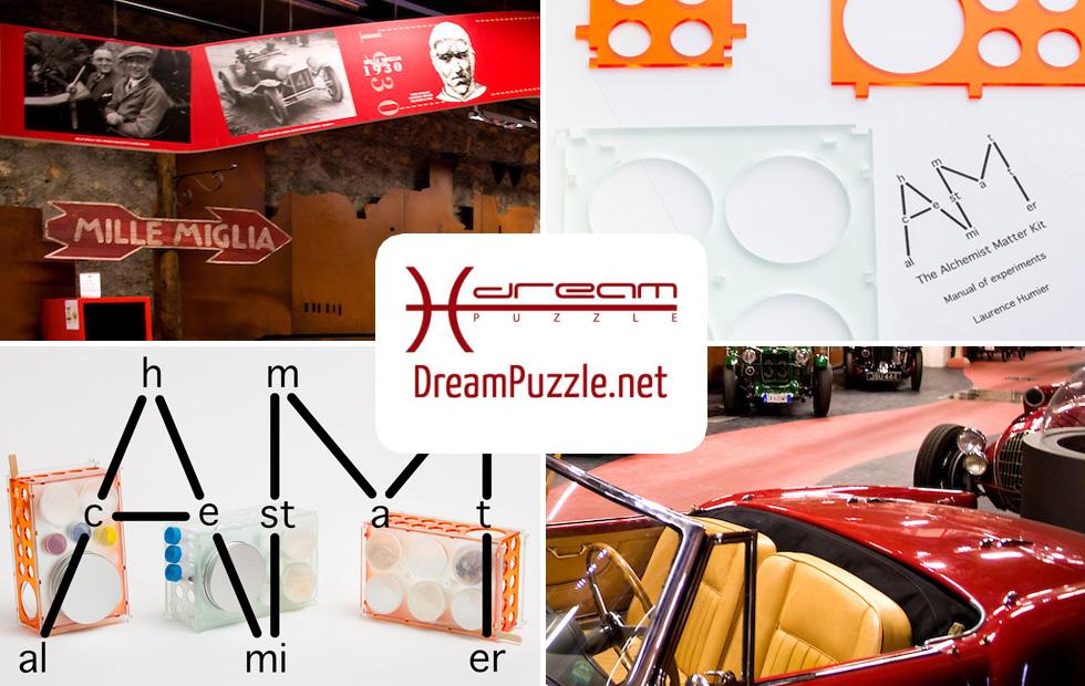 Laurance Humier Museo 1000 miglia Brescia Dreampuzzle