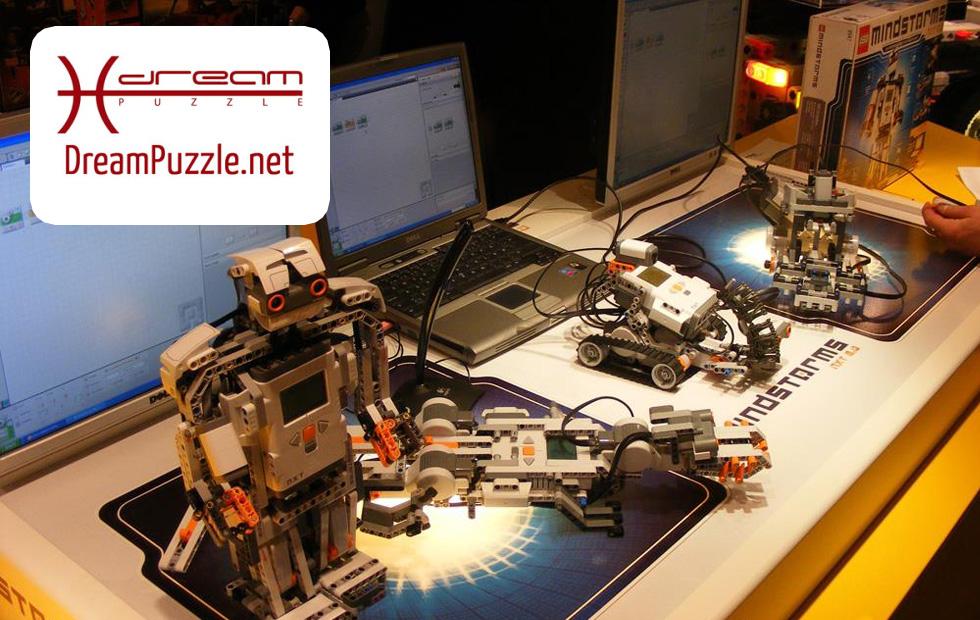 Lego NXT Mindstorm ROBOCAMP a Milano