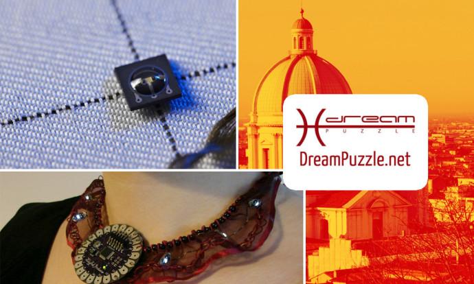 Geeky Girls Corso di cucito technologico dreampuzzle