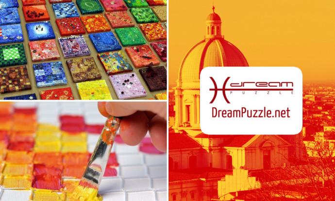 Brescia Associazione Dreampuzzle arte al quadrato