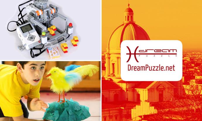 IRRIDUCIBILI COSTRUTTORI ritorna a Brescia con Dreampuzzle
